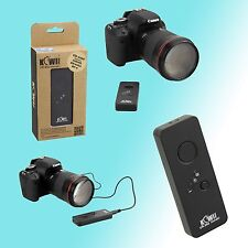 2 in 1 Canon RC-6 RS-60E3 Wireless Remote Wired Shutter 7D T6 T6i 5DS Kiwifotos
