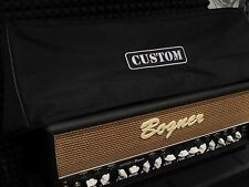 Custom padded cover for BOGNER Ecstasy / Uberschall XTC Xtasy head amp