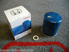 Genuine Honda Accord Petrol Oil Filter & Sump Washer