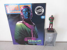KANG - SUPER HEROES MARVEL LA COLLECTION OFFICIELLE N°73 - FIGURINE EN PLOMB