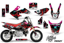 AMR Racing Honda CRF50F Graphic Kit Bike Decal MX Wrap Parts 2004-2016 FRENZY