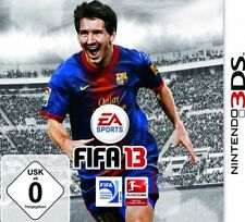 Nintendo 3ds FIFA 13 football allemand comme neuf