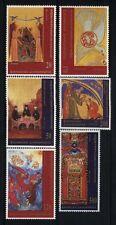 Greece  Scott # 1953-58 Christianty  MNH