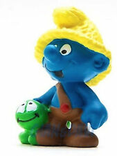20403 Nat Naturone 3A PUFFO PUFFI SMURF SMURFS SCHTROUMPF