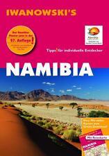 Namibia Afrika 2015 UNGELESEN & Karte Iwanowski Reiseführer Windhoek