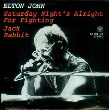 "7"" Elton John/Saturday Night´s Alright For Fighting (D)"