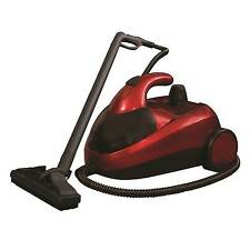 Pressurized Steam Cleaner Carpet Steamer Vac Vacuum Floor Clean Canister Storage