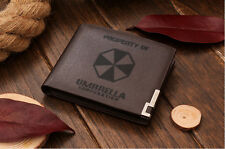 Genuine Quality Leather Wallet - Resident Evil Umbrella