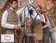 MICHAEL CRAWFORD WALTER MATTHAU HELLO DOLLY 1969 VINTAGE PHOTO LOBBY CARD N°7