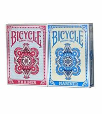 Brand New BICYCLE MARINER PLAYING CARDS, 2 DECK SET