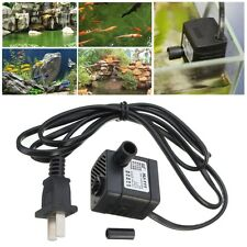 50 GPH 220V - 240V Submersible Pump Aquarium Pond Powerhead Water Hydroponic