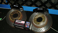 Brembo GT big brake kit for BMW E46 323i , 325i , 328i motorsports , racing