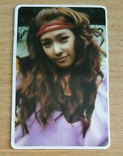 SNSD Girls' Generation Tiffany OH! White Border Official Photocard