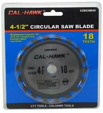 "4 1/2"" Inch Circular Saw Blade 18 Teeth Tungsten Carbide Tipped"