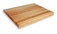 MICHIGAN MAPLE BLOCK CUTTING BOARD / BUTCHER BLOCK (AGA02418)