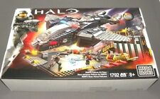 HALO NMPD Pelican Air Base MEGA BLOKS Set CPF71 NEW Sealed