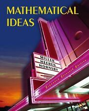 Mathematical Ideas Expanded Edition (11th Edition) by Miller, Charles D., Heere