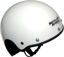 Micro Avionics ULM protective helmet for aviation headset. LYNX type.