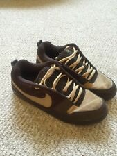 Nike 6.0 313655-221 Brown Tan Size 14