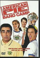 American Pie. Band Camp (2005) DVD