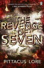 The Revenge of Seven by Pittacus Lore (Paperback, 2015)