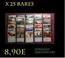 lot of 25  RARES   - MTG Magic random bulk lot