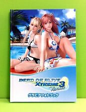 PS Vita Dead or Alive Xtreme 3 Collector's Limited SEXY  BOOK