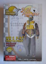 21st Century Toys 33648 WWII P-51 Mustang Pilot 1944 Europe