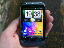 Imported HTC Wildfire S CDMA Smart Phone For TATA/MTS 5 MP Camera -WIFI-3.2 INCH