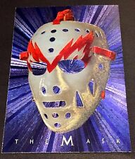 ED GIACOMIN  2001-02 Be a Player Between The Pipes THE MASK Foil DUFEX Card SP