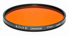 Kood Orange Filter Made in Japan 77mm