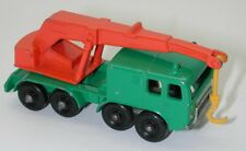 Matchbox Lesney No. 30 8 Wheel Crane oc11018