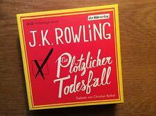 Joanne K. Rowling - Ein plötzlicher Todesfall  [16 CD Box] Christian Berkel