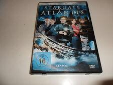 DVD   Stargate Atlantis - Season 1