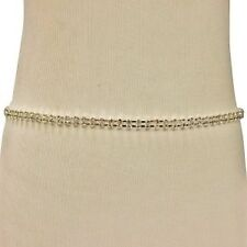 Silver Plated Saree Challa Kamarbandh Kamarpatta Belly Hips Chain Waist Belt