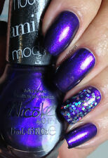 NEW! Nicole By OPI nail polish lacquer SPARK THE CONVERSATION ~ HOLO GLITTER