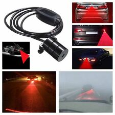 1set Cool Anti-Collision Laser Car End Rear Tail Fog Driving Caution Light Hot
