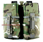Genuine British Army Issue MTP PLCE Double Ammo Pouch, New