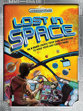 Quest Adventure Story Book - SCIENCE QUEST: LOST IN SPACE - NEW