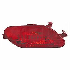 Rear Fog Light fits Citroen C4 Coupe Left 2004 -  | HELLA 2NE 354 053-011