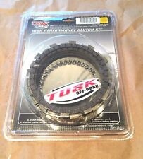 Honda XR600R 1985–2000 XR650L 1993–2015 Tusk Clutch Steel & Friction Plates