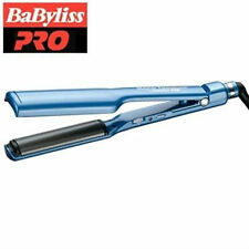 Babyliss Nano Titanium  Curved Plate Iron BNTC3556C