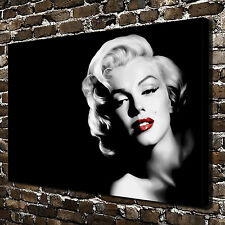 HD Canvas Print Paintings Marilyn Monroe Home Decor Wall Art Pictures Posters