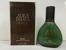 AGUA BRAVA PUIG after shave balm 100 ml RARE VINTAGE