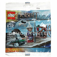 Lego The Hobbit Lake Town Guard Polybag 30216 New & Sealed