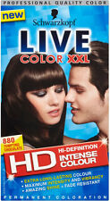 SCHWARZKOPF LIVE COLOR XXL TEMPTING CHOCOLATE 880