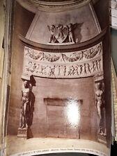 LOT DE PHOTOGRAPHIES DU PALAZZO DUCALE D'URBINO REGION DES MARCHES  ITALIE 1880