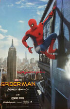 Spider-Man: Homecoming 2017 original movie DS 27x40 POSTER Tom Holland Int'l
