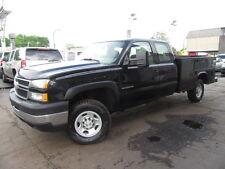 Chevrolet: Silverado 2500 2500 Ext 4X4