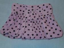 Pumpkin Patch Gorgeous Girls Purple Dotted Cord Bubble Skirt, Size 24 Months